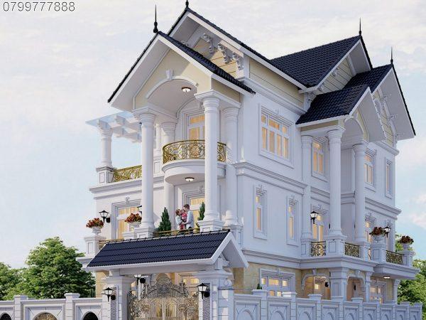 thiết kế biệt thự đẹp