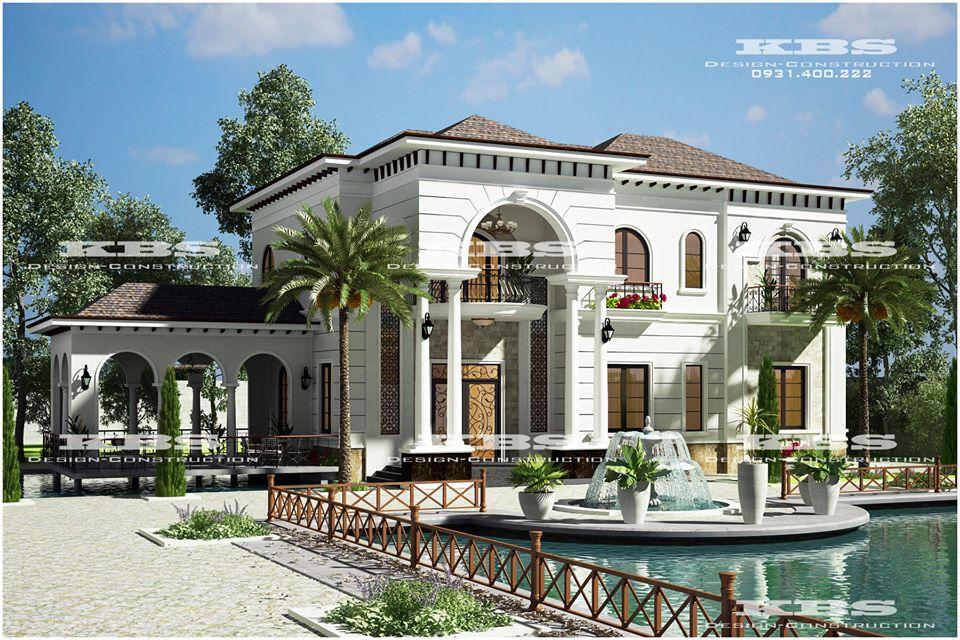 công ty thiết kế xây dựng biệt thự đẹp