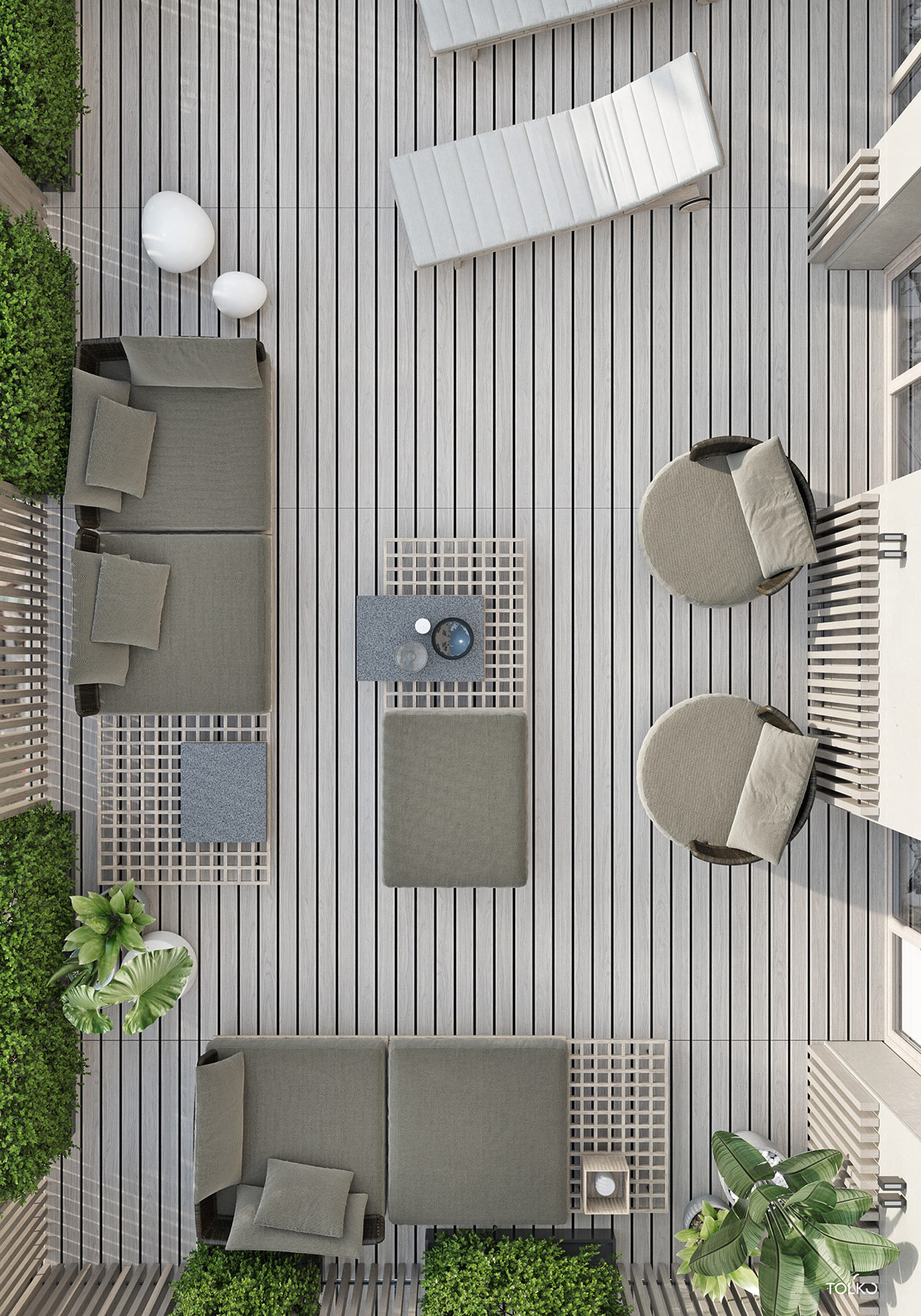 thiết kế phòng khách độc đáo, sang trọng, nội thất đẹp